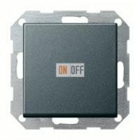Выключатель одноклавишный, универс. (вкл/выкл с 2-х мест) 10 А / 250 В~ 010600 - 029628