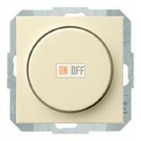 Светорегулятор поворотный 60-600 Вт. для ламп накаливания и галог.220В 030200 - 065001
