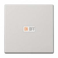 Выключатель одноклавишный, универс. (вкл/выкл с 2-х мест) 10 А / 250 В~ 506u - LS990LG
