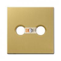 Розетка телевизионная проходная TV FM, диапазон частот от 4 до 2400 MГц S2900-10 - ME2990TVC