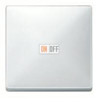 Выключатель одноклавишный, универс. (вкл/выкл с 2-х мест) 10 А / 250 В~ MTN3116-0000 - MTN412119