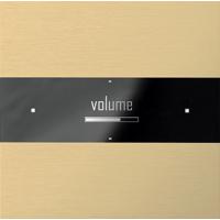 Basalte 301-08 Deseo лицевая панель - brushed brass